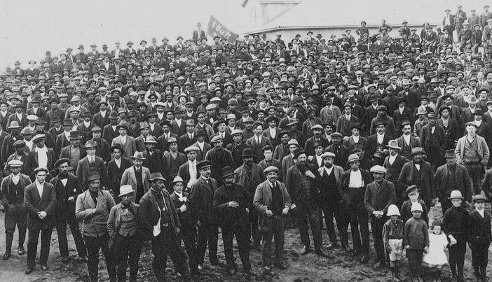 FOM_rally,_Punta_Arenas,_c._1918
